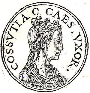Cossutia was a plebeian girl of wealthy equest...