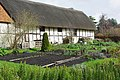 Cottage garden, East Hagbourne - geograph.org.uk - 1779350.jpg