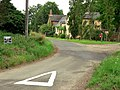 Cottage on Kirby Cane School Road - geograph.org.uk - 451070.jpg