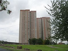 Cottingley Towers - Cottingley Drive - geograph.org.uk - 1503200.jpg