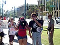 Counter demonstrators, Phoenix AZ, USA, June 30, 2018.jpg