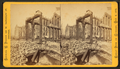 Court House, seen through ruins of Fifth National Bank, by Lovejoy & Foster.png