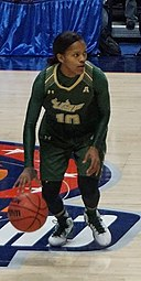 Courtney Williams (USF) (cropped).jpg