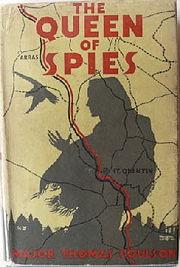 Couverture du livre (The queen of spies - T. Coulson)