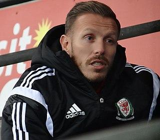 Craig Bellamy Welsh footballer