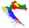 Croatia Electoral Districts 1999.png