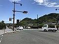 Crossroads near site of Gunji Foundry.jpg