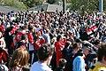 Crowd pre-GF, St Kilda FC 01.jpg