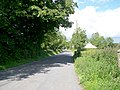 Crowhill Road travelling towards Bleary - geograph.org.uk - 525420.jpg