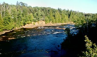 Current River (Ontario) river in Canada