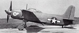 """Curtiss XBTC - The XBTC-2 """"Model A"""" had a conventional wing."""