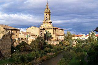 Cuzcurrita de Río Tirón Municipality in La Rioja, Spain