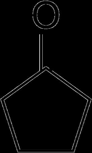 Cyclopentanone - Image: Cyclopentanone