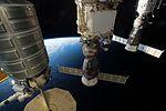 Cygnus 7 berthed to ISS.jpg