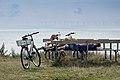 Cyklister vindkraftverk Lolland 20140805 0107-3 (16612085302).jpg