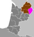 Département de la Dordogne - Arrondissement de Sarlat-la-Canéda.PNG