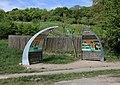 Döbling - Biosphärenpark Wienerwald, Infopoint.JPG