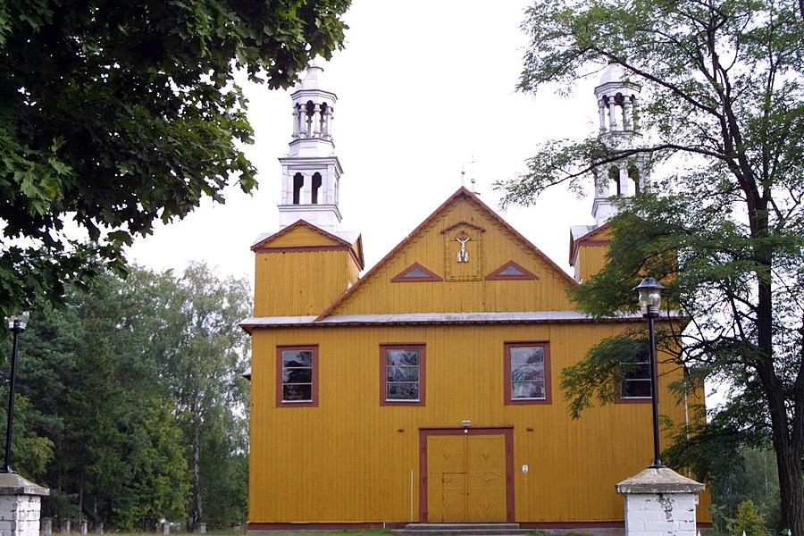 Dąbrówka, Ostrołęka County