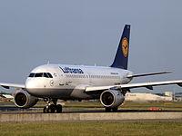 D-AILP - A319 - Lufthansa