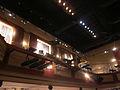 D-Day Museum Stage Door Canteen Balcony Lights.JPG