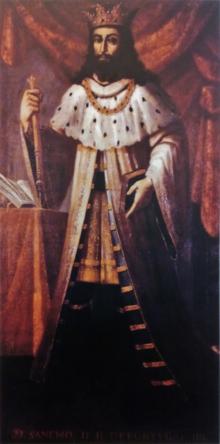 Px D Sancho Ii Henrique Ferreira