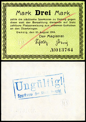 DAN-4-Danzig City Council-3 Mark (1914).jpg