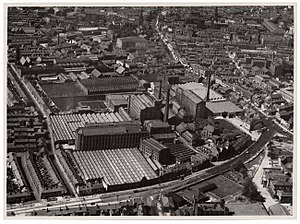 Horrockses, Crewdson & Co. - Horrockses Yard Works, Preston, 1940s
