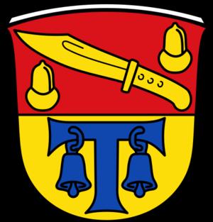 Messingen - Image: DEU Messingen COA