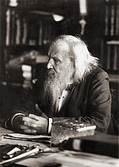 How has Dmitri Mendeleev's work been absorbed into the science of modern day?