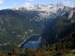 Hoher Dachstein mountain
