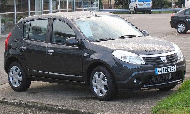 Sandero (Mk1) - Dacia
