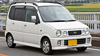 Daihatsu Move - Daihatsu MOVE (L900S)