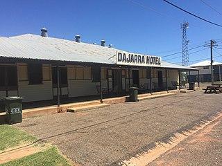 Dajarra, Queensland Town in Queensland, Australia
