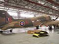 Dakota Aircraft - BBMF RAF Coningsby - geograph.org.uk - 1256840.jpg