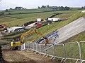 Dam repairs - geograph.org.uk - 563570.jpg