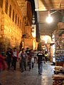 Damaskus, Omayaden Moschee beim ersten Abendentdeckungsspaziergang (24834231118).jpg