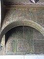Damaskus, Omayadenmoschee, Ansichten vom Moscheehof mit weissem Marmor und Arkaden und dem Glockenhaus (26931066009).jpg