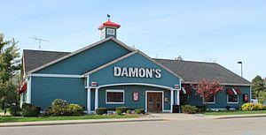 Damon's Grill - Damon's Grill, Ann Arbor, Michigan