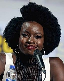 Danai Gurira Zimbabwean-American actress and playwright