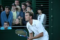 Daniel Gimeno-Traver at the 2009 Wimbledon Championships 01.jpg