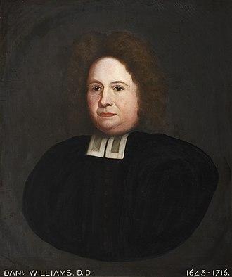 Daniel Williams (theologian) - Image: Daniel Williams (1643 1716)