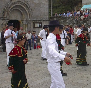 cinta de sexo Virgen baile en San Sebastián