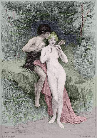 Raphaël Collin - Daphnis et Chloé