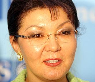 Dariga Nazarbayeva - Image: Dariga Nazarbayeva