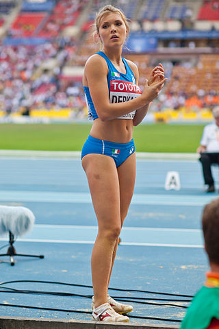 Dariya Derkach (2013 World Championships in Athletics) - 4.jpg