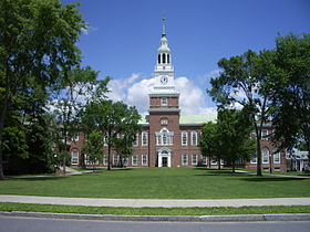 College Dartmouth à Hanover