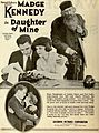 Daughter of Mine (1919) - Ad 1.jpg