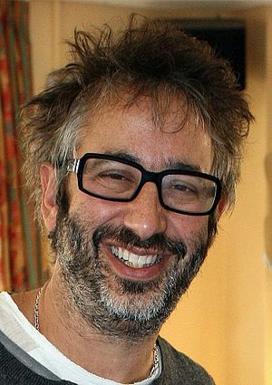 David Baddiel - Baddiel in 2010