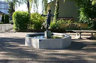 David fountain