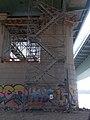 Deák Bridge, stairs, 2021 Nagytétény.jpg